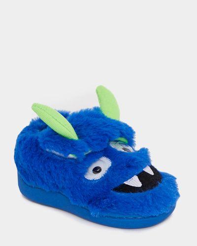 Toddler Monster Slippers