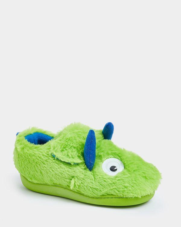 Toddler Monster Slipper