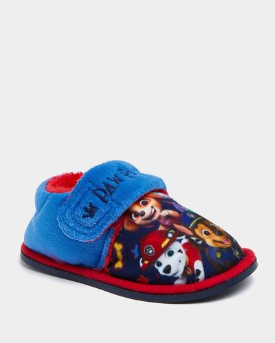 Paw Patrol Slippers (Size 5-10) thumbnail