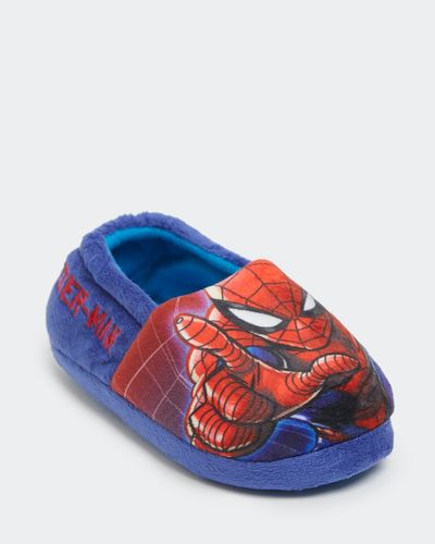 Spiderman Slipper (Size 8-2) thumbnail