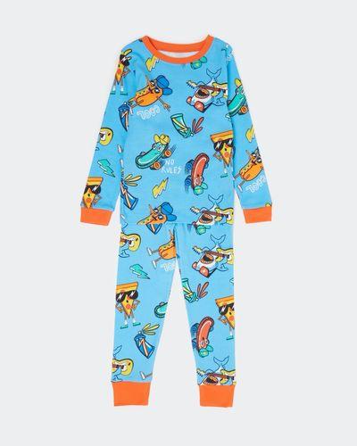 Knit Pyjama Set (3-14 years)