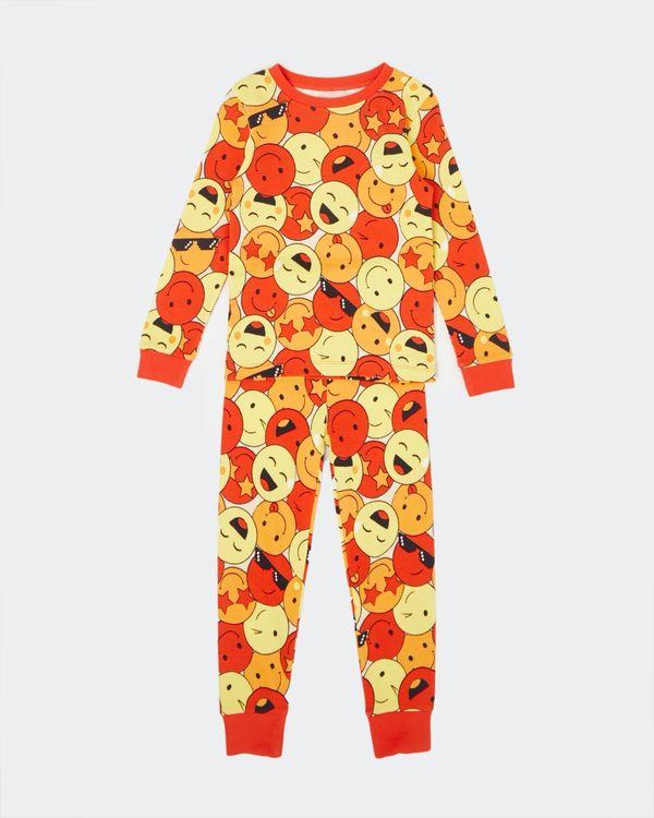 Knit Pyjama Set
