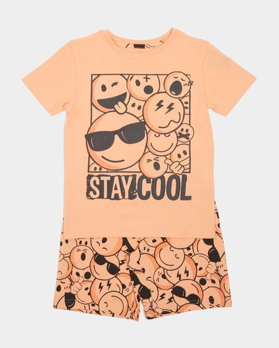 Short Set Pyjamas (2-14 years)
