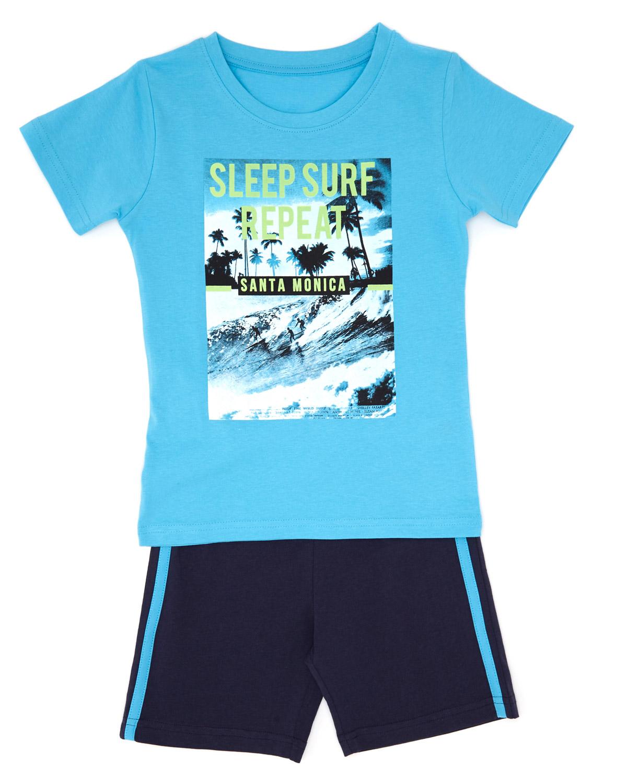 3bed7d21b82 Surf Shorts Pyjama Set