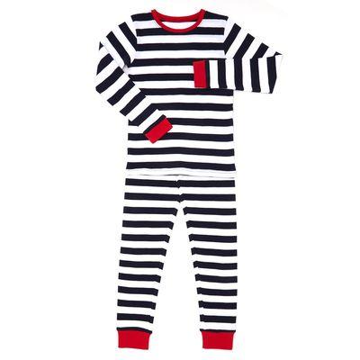 Stripe Knit Pyjamas