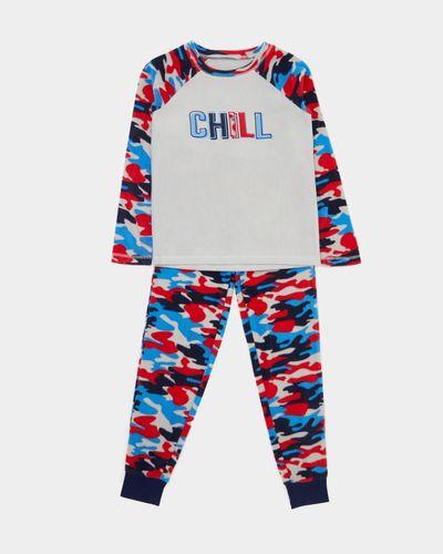Boys Microfleece Pyjamas thumbnail