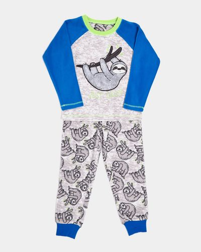 Boys Microfleece Pyjamas thumbnail