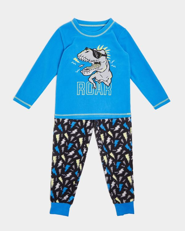 Boys Microfleece Pyjamas (2-14 years)
