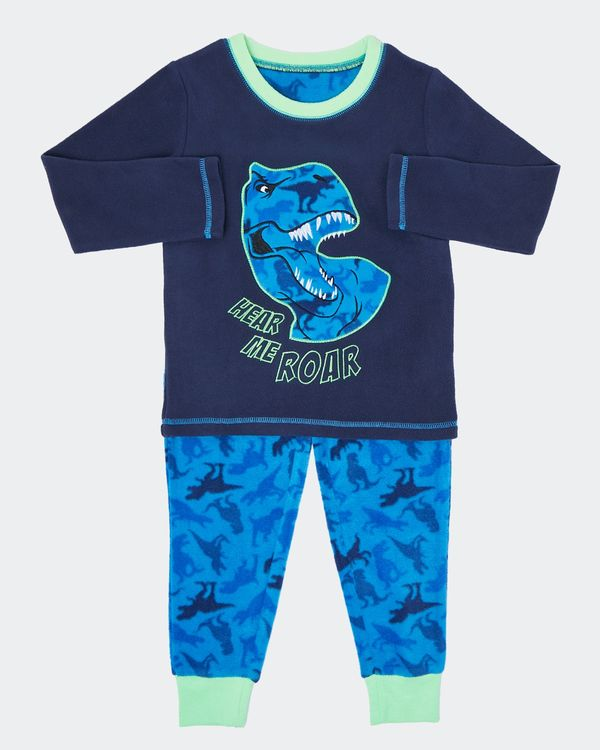 Boys Microfleece Pyjamas