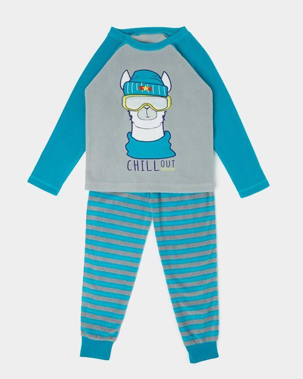 Boys Microfleece Pyjamas