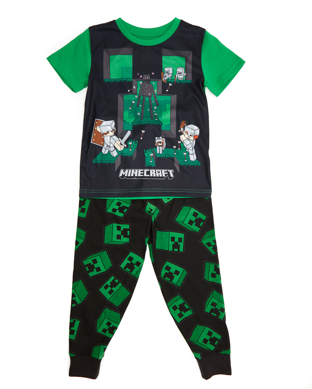 meilleur pas cher site réputé achat original Minecraft Pyjama