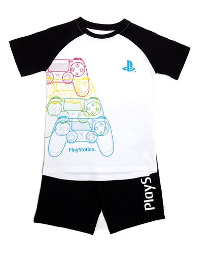 Boys Playstation Short Pyjama Set (5-13 years)