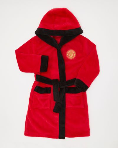 Boys Man United Robe