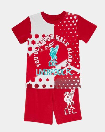 Liverpool Short-Sleeved Pyjamas