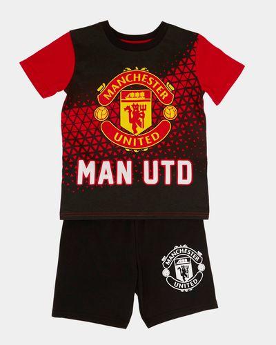 Man United Short Set