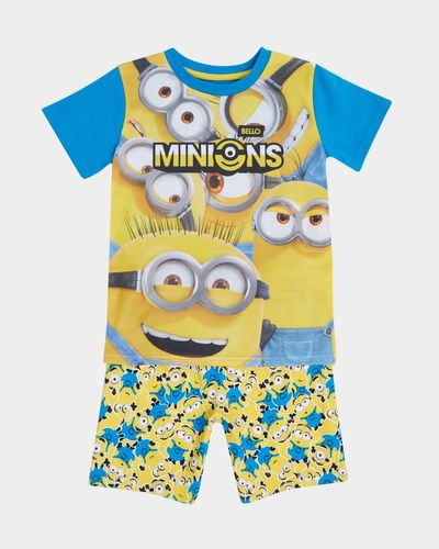 Minions Short Set (3-10 years)