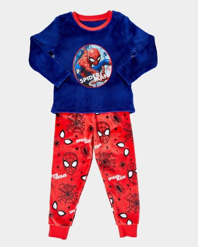 Fluffy Spiderman Pyjamas (2-9 years)
