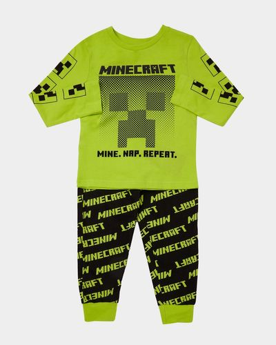 Minecraft Pyjamas (5-13 years)