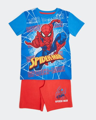 Spiderman Short Set (2-9 years)