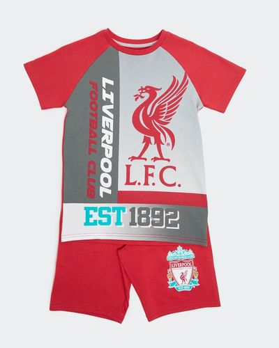 Liverpool Short Set (4-14 years)