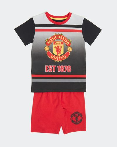 Man United Short Set (4-14 years)