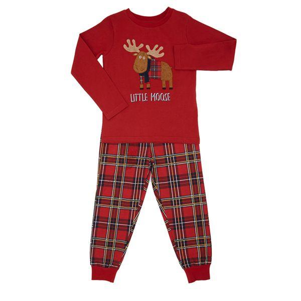 Moose Family Pyjamas