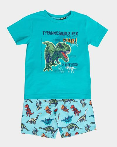 Dino Short Set (2-8 years)
