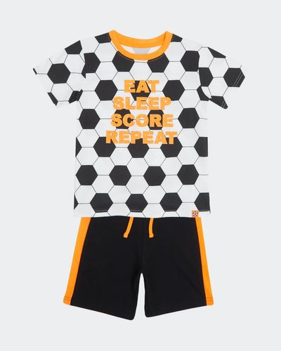 Boys Football Short Set (2-14 years)
