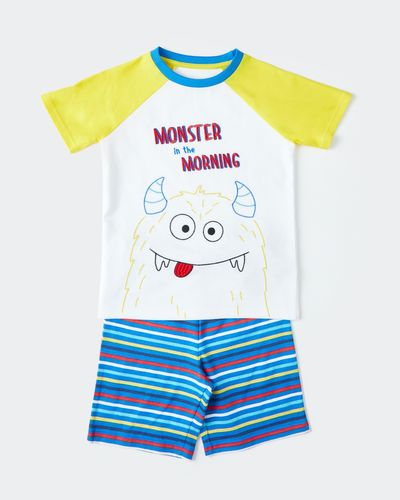 Monster Short Set (2-8 years)