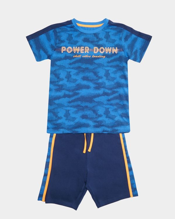 Power Down Short Set