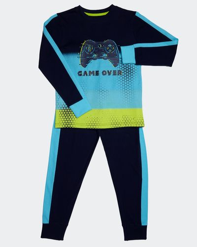 Boys Game Over Pyjamas (7-14 years) thumbnail