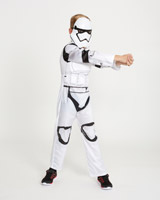 white Stormtrooper Costume