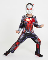 multi Ant-Man Costume