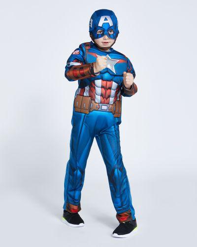Captain America Dress Up