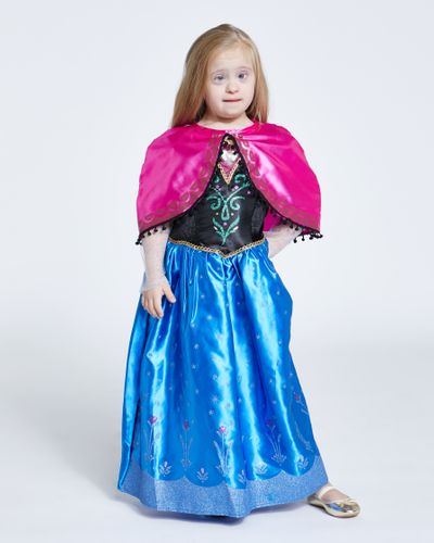 Anna Frozen Dress Up