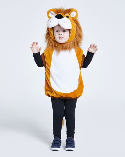 Lion Plush Costume