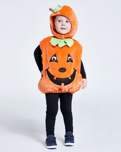 Pumpkin Plush Costume