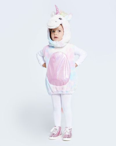 Unicorn Plush Costume