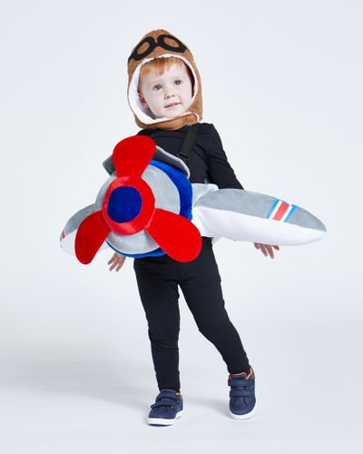 Walk In Aeroplane Costume