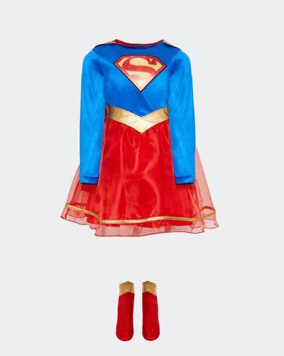 Supergirl Costume (2-8 years)