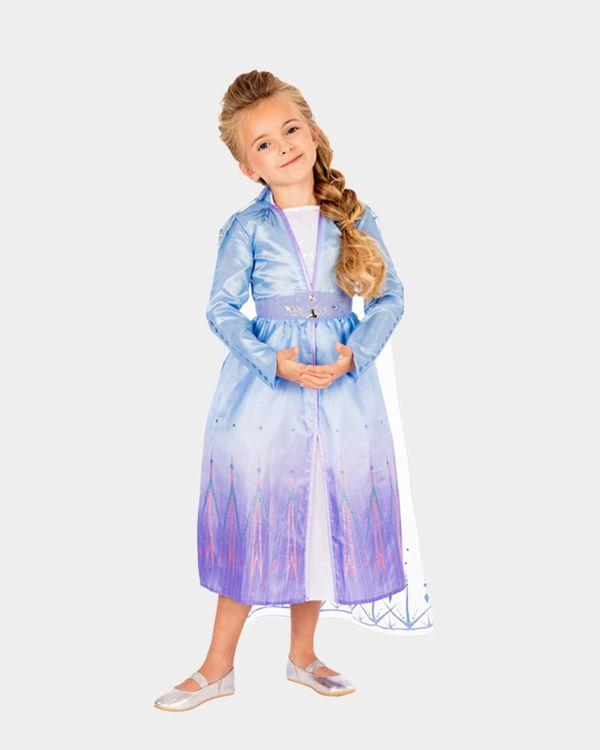 Elsa Frozen 2 Costume (3-8 years)