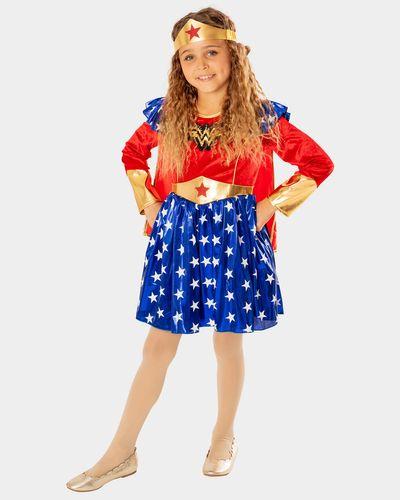 Wonderwoman Costume (2-10 years)