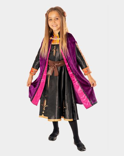 Anna Frozen Costume (3-8 years)