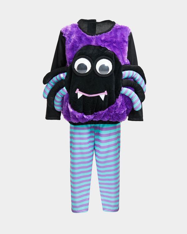 Spider Plush Costume (1-3 years)
