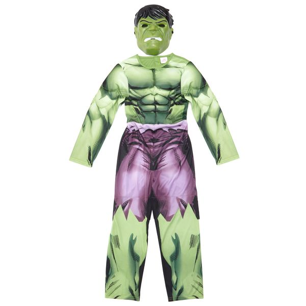 Hulk Dress-Up Costume