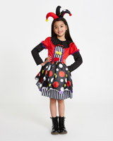 multi Halloween Jester Costume