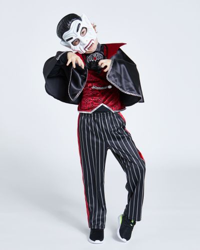 Dracula Costume With Mask