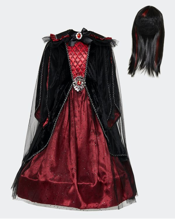 Vampirella Costume (5-13 years)