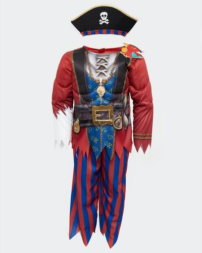 Muscle Pirate Costume (9 months-4 years) thumbnail