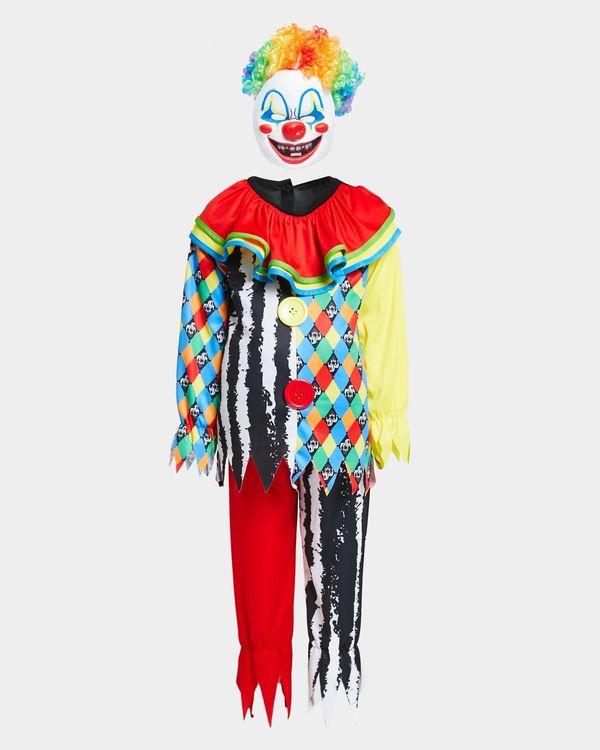 Clown Costume (5-14 years)